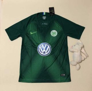 Camisa Do Wolfsburg