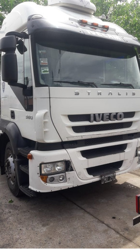 Iveco Stralis 380 Tractor 4 X 2