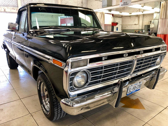 Ford F-100 1973 Clasica Aut