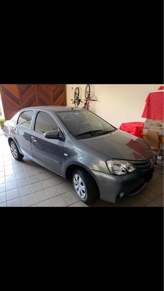 Toyota Etios 1.5 16v Xs 5p 2015