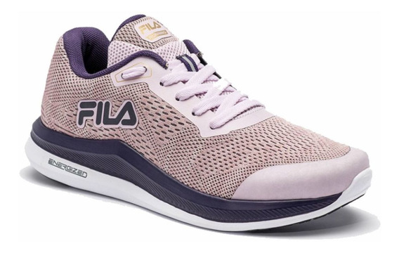 Tenis Fila Fr Light Energized Feminino Rosa