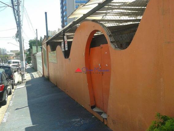 Salão Para Alugar, 257 M² Por R$ 4.500,00/mês - Vila Campesina - Osasco/sp - Sl0098