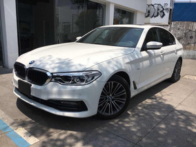 Bmw Serie 5 2.0 530ia Sport Line At 2017