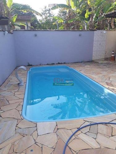 Imagem 1 de 15 de Chácara Com 1 Dormitório À Venda, 2000 M² Por R$ 287.000,00 - Guamirim - Caçapava/sp - Ch0370