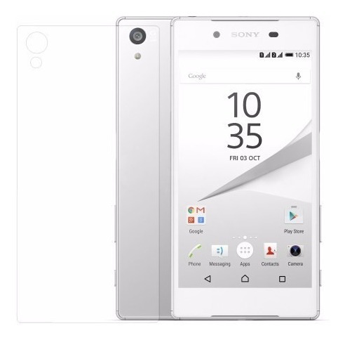 Vidrio Templado Trasero Sony Xperia Z5