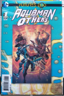 Cómic Aquaman And The Others One-shot Lenticular (inglés)