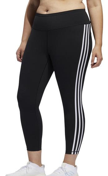 Calza adidas Training Believe This Mujer Ng/bl