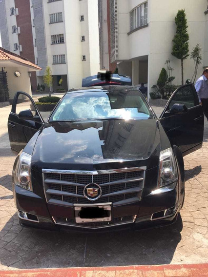 Cadillac Cts A Luxury At 2010