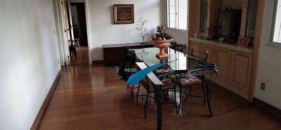 Apartamento À Venda 4 Quartos Na Rua Rio De Janeiro Em Lourdes. - Ap4625
