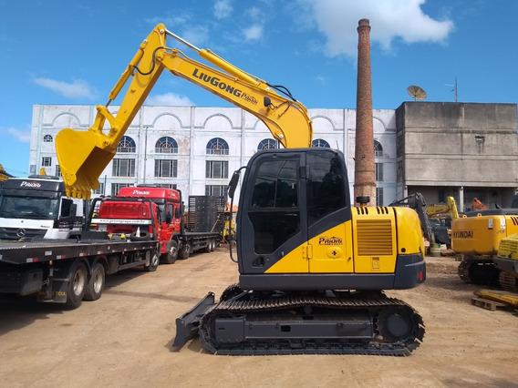 Escavadeira Hidráulica Liugong 908d(material Rodante Novo)