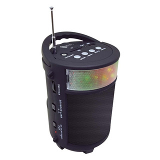 Radio Bocina Bluetooth Select Sound , Linterna Portátil, Usb