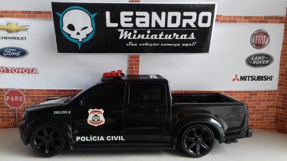 Miniatura Viatura Polícia Civil Do Tocantins - Pcto