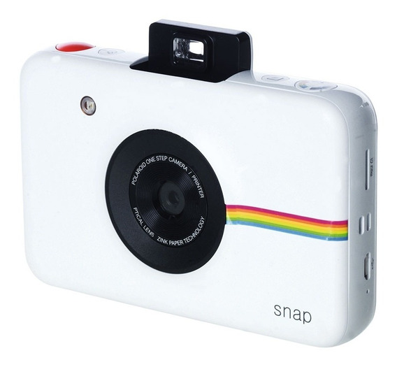 Câmera Digital Instantânea Polaroid Snap