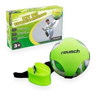 Kit Entrenamiento Reusch Futbol Voley Arquero Niño