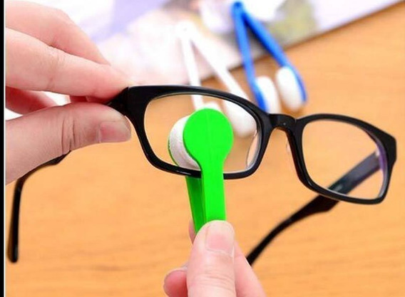Limpia Lentes De Micro Fibra Con Diseño De Mni Pinzas