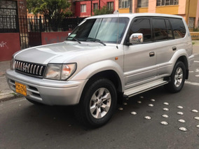 Toyota Land Cruiser Prado Vx Blindada Nivel 3