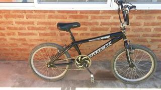 Bicicleta Bmx Rodado 20 36 Rayos Trek