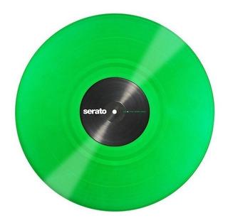 Serato Vinyl Performance Series 12 Green (2 Discos)