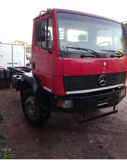 Mercedes Benz 1214 Frontal Chasis Año 1999