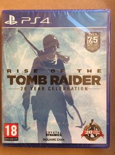 Rise Of Tomb Raider Ps4 Nuevo Sellado Envíos Todo Chile