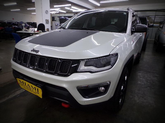 Jeep Compass 2.0 Diesel Trailhawak 4x4 Automatico
