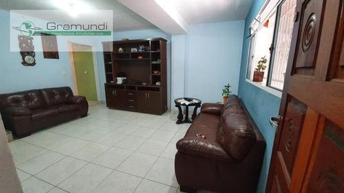 Casa Sobrado Em Ipiranga - São Paulo, Sp - 7119