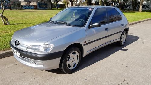 Peugeot 306 Xr, 66.000 Km, Automático,  Único En Su Estado