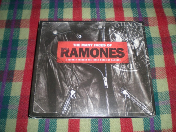 The Many Faces Of Ramones Cd Ind.arg. C40