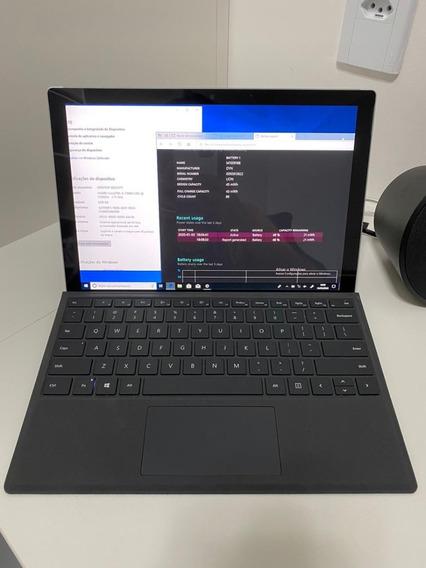Microsoft Surface Pro 5, I5, 8gb, 256gb, Como Novo + Teclado