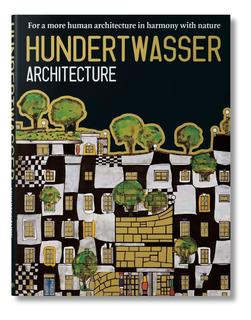Hundertwasser Architecture. Friedensreich Hundertwasser. Tas