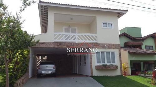 Imagem 1 de 30 de Casa À Venda, 250 M² Por R$ 1.045.000,00 - Condomínio Villagio Capriccio - Louveira/sp - Ca0110
