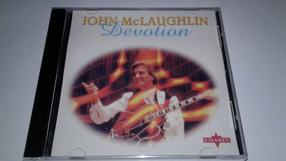Cd John Mclaughlin Devotion Marbles Siren Dragon Song