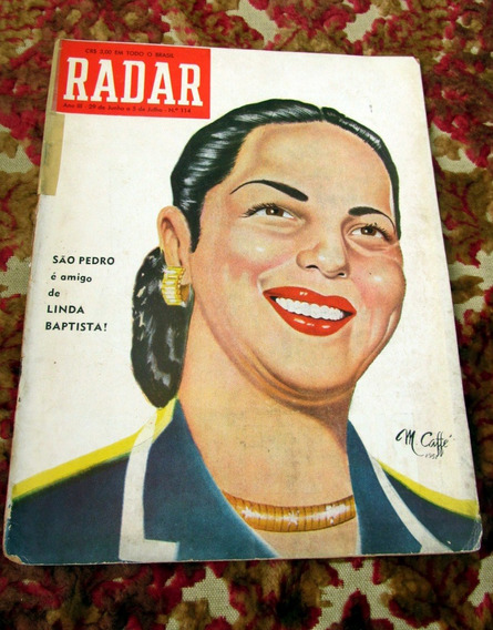 Revista Radar Romeu Feres Isaura Monteiro Lobato Farinha