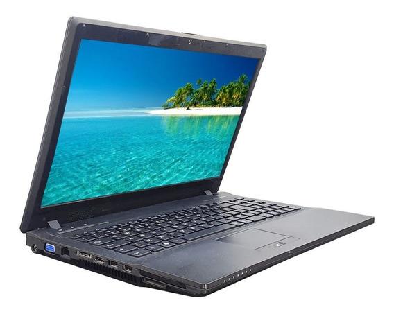 Notebook Positivo Corp Intel Celeron 4gb 250gb- Seminovo