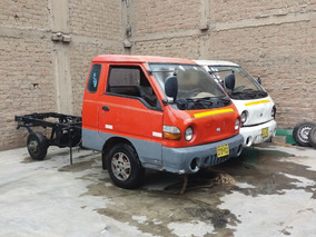 Vendo 2 Hyundai H100, Sin Motor