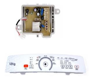 Placa Potencia C/ Interface Brastemp Bwh12ab W10827972-lote