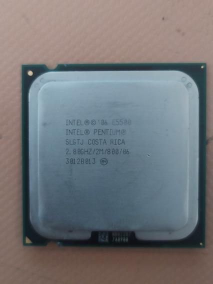 Pentium Dual-core E5500