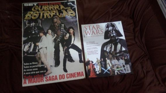Set Especial - Star Wars (2 Revistas Super Especiais)