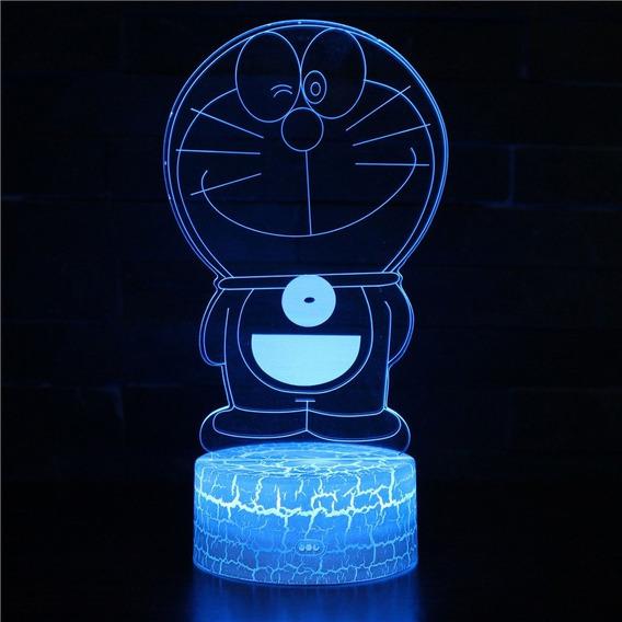 Rachar A Luz Da Noite Colorido Cor De Base 3d Estereoscópico