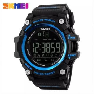 Relógio Skmei 1227 Bluetooth Smartwatch Android Ios Unissex