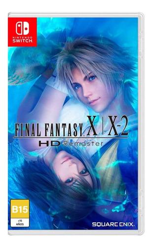 Imagen 1 de 5 de Final Fantasy X - X/2 Hd Remaster - Nintendo Switch