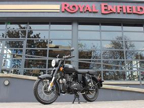 Royal Enfield Classic Stealth Black 0 Km Nuevo Modelo Negra