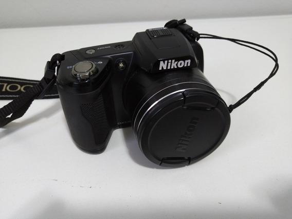 Câmera Digital Nikon Coolpix L110