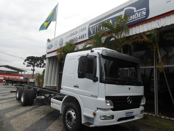 M. Benz 2425 Chassi