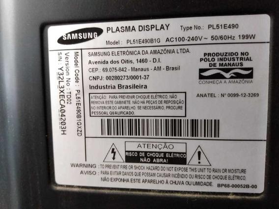 Tv Samsung Pecas Pl51e490