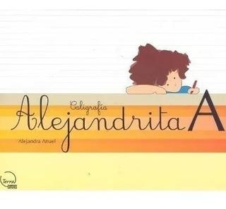 Caligrafia Alejandrita A B Y C