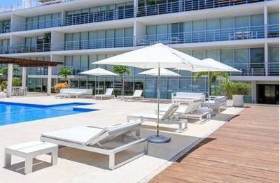 Lujoso Departamento Con Vista Al Mar 3 Habitaciones Magia Playa Del Carmen P1375