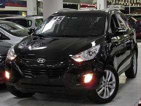 Hyundai Ix35 2.0 Gls 2wd Flex Automatico 2015 Preto Completo