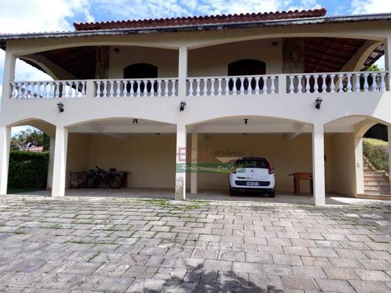 Chácara Com 3 Dormitórios À Venda, 3010 M² Por R$ 1.057.880 - Tataúba - Caçapava/sp - Ch0189