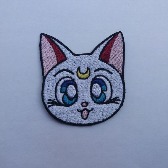 Parche Bordado Sailor Moon Artemis